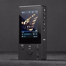 XDuoo Nano D3 Haute Fidélité Sans Perte Musique Lecteur 2017 Nouveau DSD256 24Bit/192 K Lecteur avec HD Cinq-section EQ IPS Écran et 20-hour