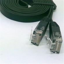 Специализируется на производстве плоского кабеля высокое качество RJ45 плоских проволочных поясов для cat 6 Высококачественный сетевой кабель WS005