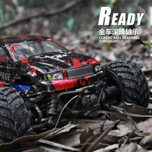 Rc auto 4wd racing RC 2.4G vierwielaandrijving high-speed buggy crawler drive bergbeklimmen speelgoed waterdicht kinderspeelgoed drift(China)