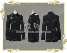 Strike Witches Erica Hartmann Cosplay Costume(China)