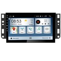 Car DVD Player 1024*600 Android 6.0 Quad Core Radio GPS Navigation For Chevrolet Aveo Holden Epica Captiva Optra Matiz Barina