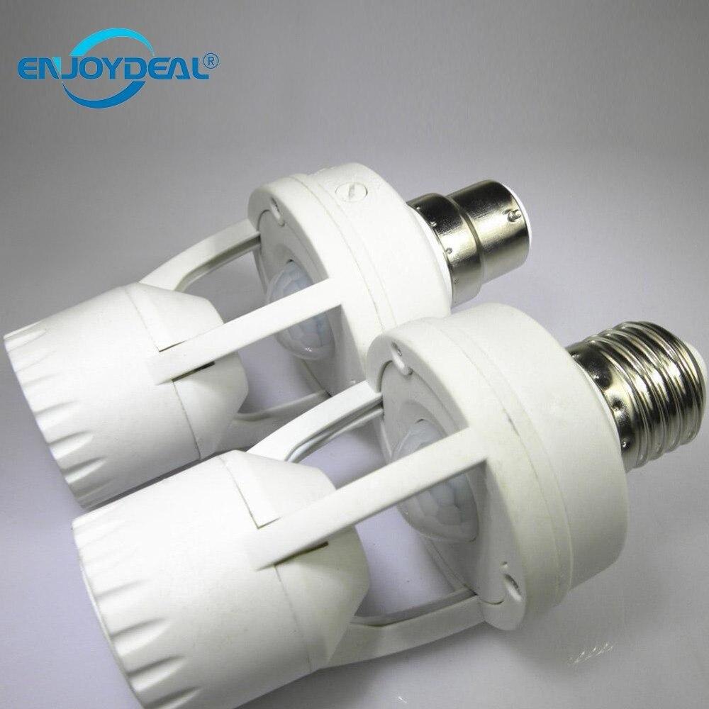 ИК-датчик движения E27/E14/B22, 100 ~ 220 В