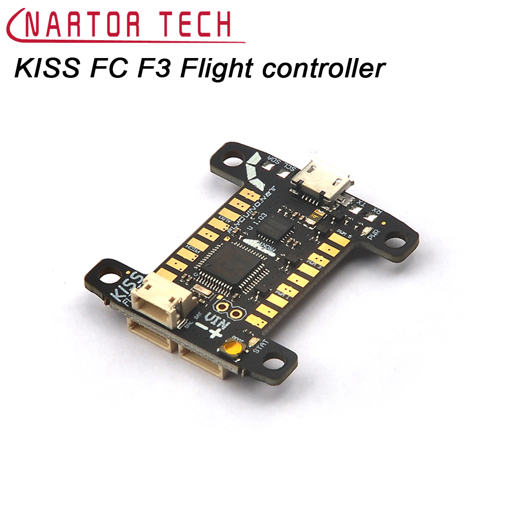 KISS FC F3 Flight Controller Kiss ESC for Race Kit FPV Quadcopter Frame Racing Drone f04305 sim900 gprs gsm development board kit quad band module for diy rc quadcopter drone fpv