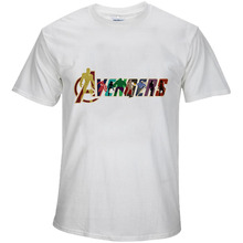 BTFCL Marvel The Avengers END GAME Letter Print New Movies T Shirt Women Summer Cool Tees Men Unisex Loose Plus Size Tshirt