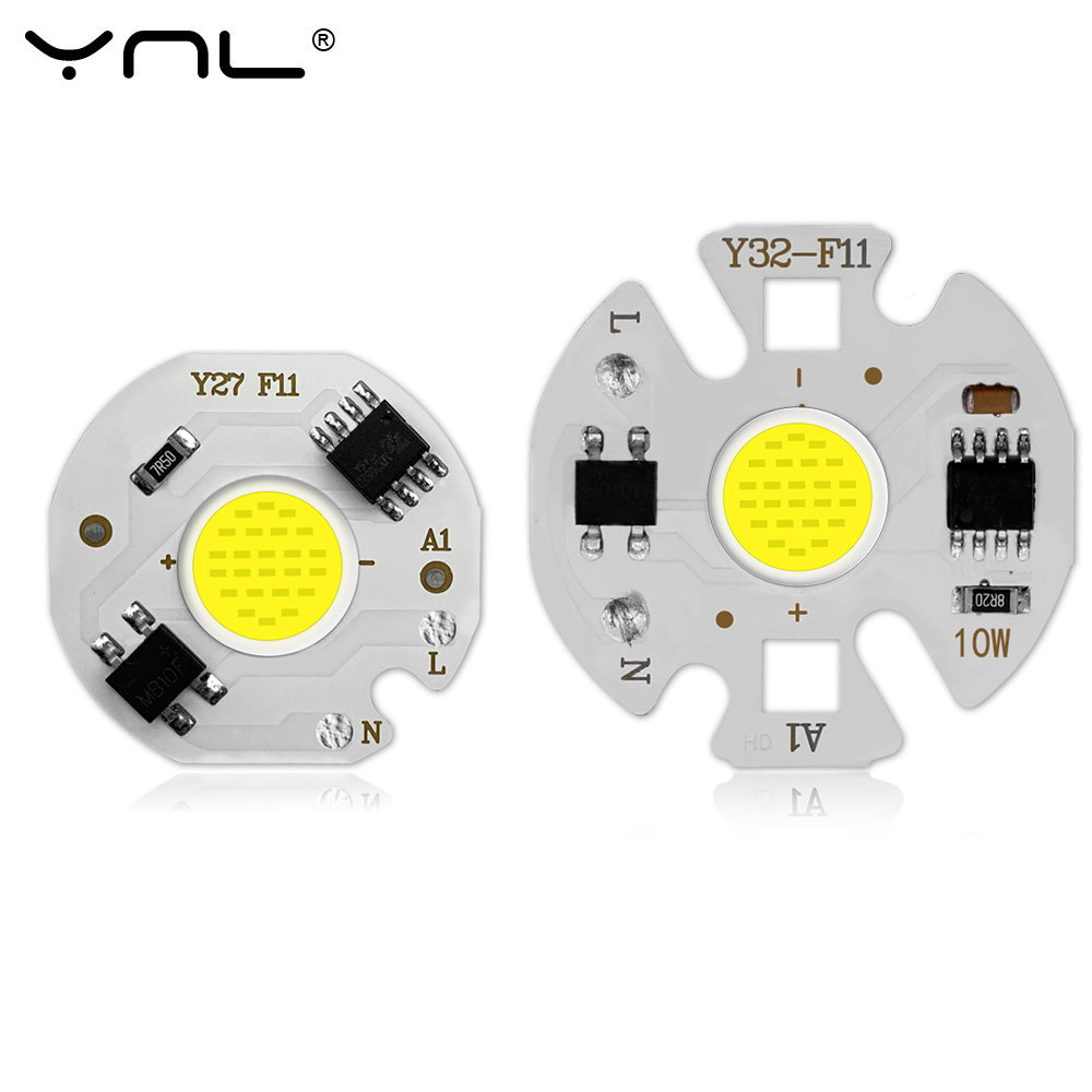 LED Lamp Chip 3W 5W 7W 9W 220V Input Smart IC No Driver High Lumens For DIY LED Flood Light Downlight Spotlight