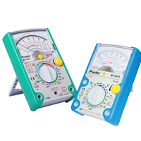 Pro'skit AC/DC Analog Graph Pointer Multimeter Ammeter Measured Capacitance Resistance Current Voltage Protection Function Meter