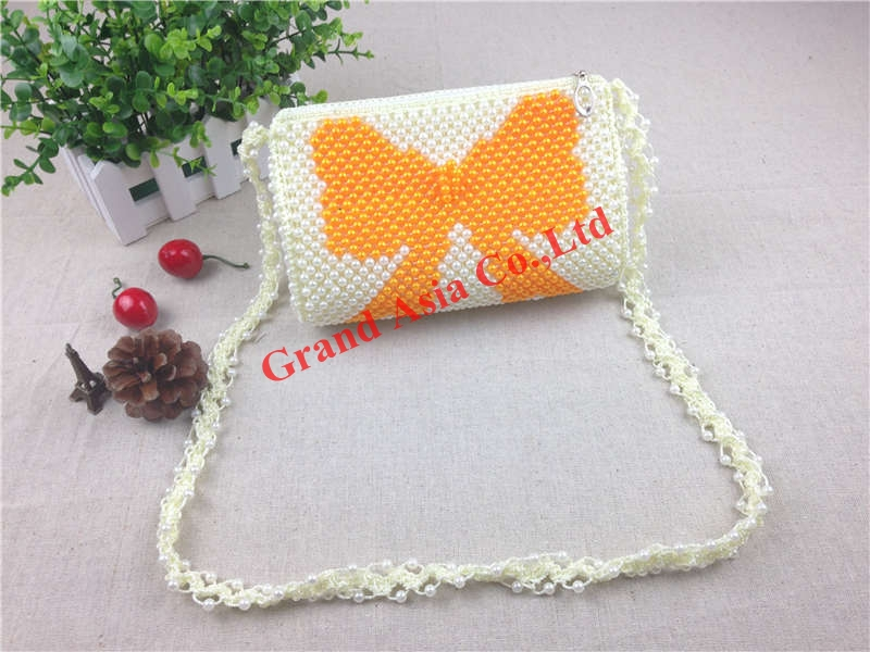 2015 New products Beads design fashionable Handicraft bags made by ...
