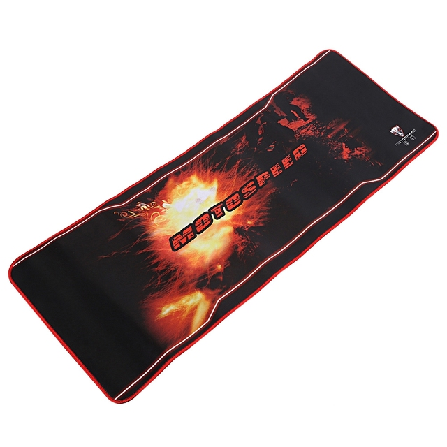 Motospeed P60 Large Keyboard Mice Mouse Pad Protecting for Game Gaming Optical Mouse Item Soft Surface