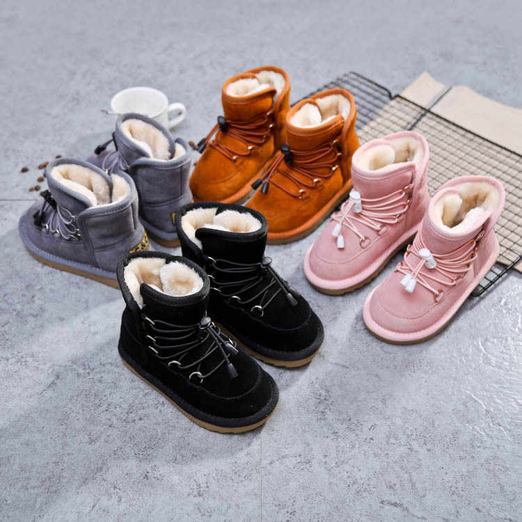 ... Boys Casual Shoes Velvet. RELATED PRODUCTS. ULKNN 2018 Winter Boots For Children  Warm Plush Baby Girls Snow Shoes Kids Ankle Fashion Shoes 3ffda4dffbd7