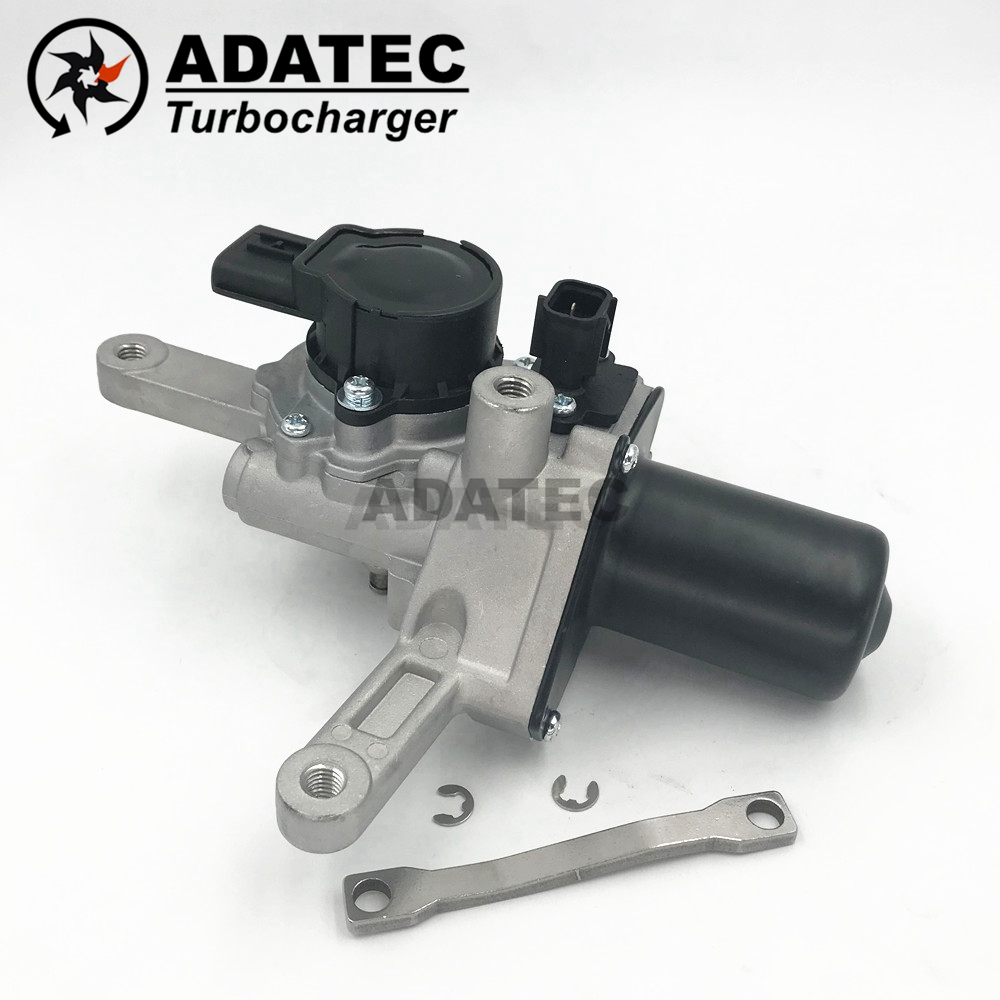 Turbo electronic actuator VB35 17201 30200 17201 30200 turbocharger Vacuum for Toyota Hiace DYNA 3.0 LTR 1KD 1KDFTV 1KD FTV D4 D