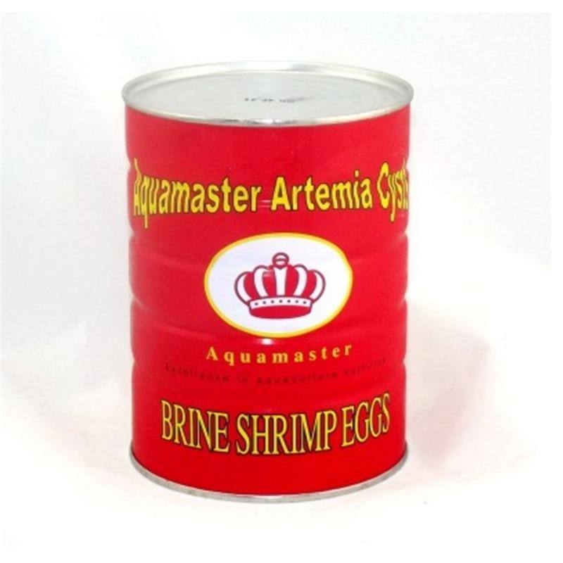 2020 ZHPZPET Горячая продажа 1 шт гранулы 425 г Артемия креветки яйца рыба и корма