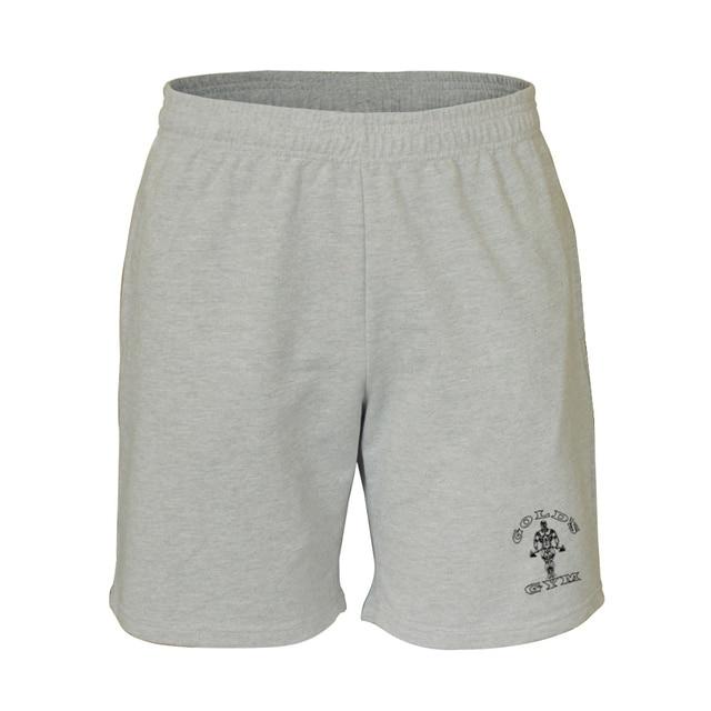 Bodybuilding Golds Gyms Shorts Fitness Powerhouse Boardshorts Casual Sportwear Summer Short Male Bermuda Masculino