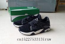 53c01592c315 PUMA Trinomic Blaze Classic style sneakers 2 Honeycomb cushioning air  cushion running shoes for men and women