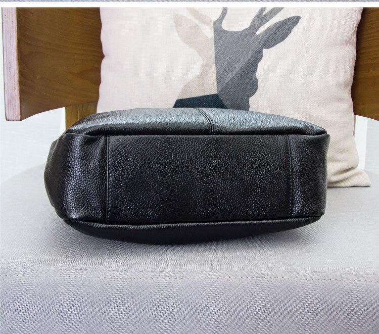 bolsa preta hobos moda senhora mensageiro crossbody bolsa grande capacidade