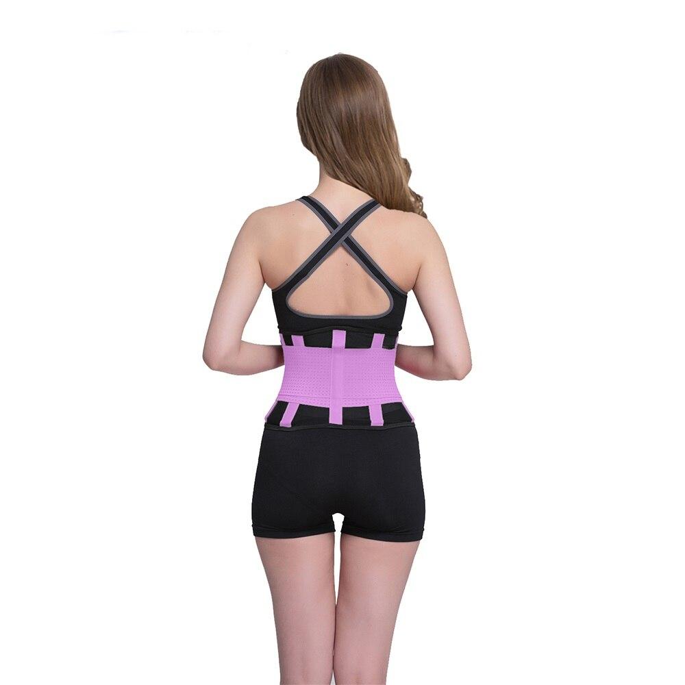 78d8b39463 11 Colors S 2XL Unisex Breathable Thin Xtreme Power Belt Slimming Thermo  Shaper Waist Shaper Cincher Trainer -in Waist Cinchers from Underwear    Sleepwears ...