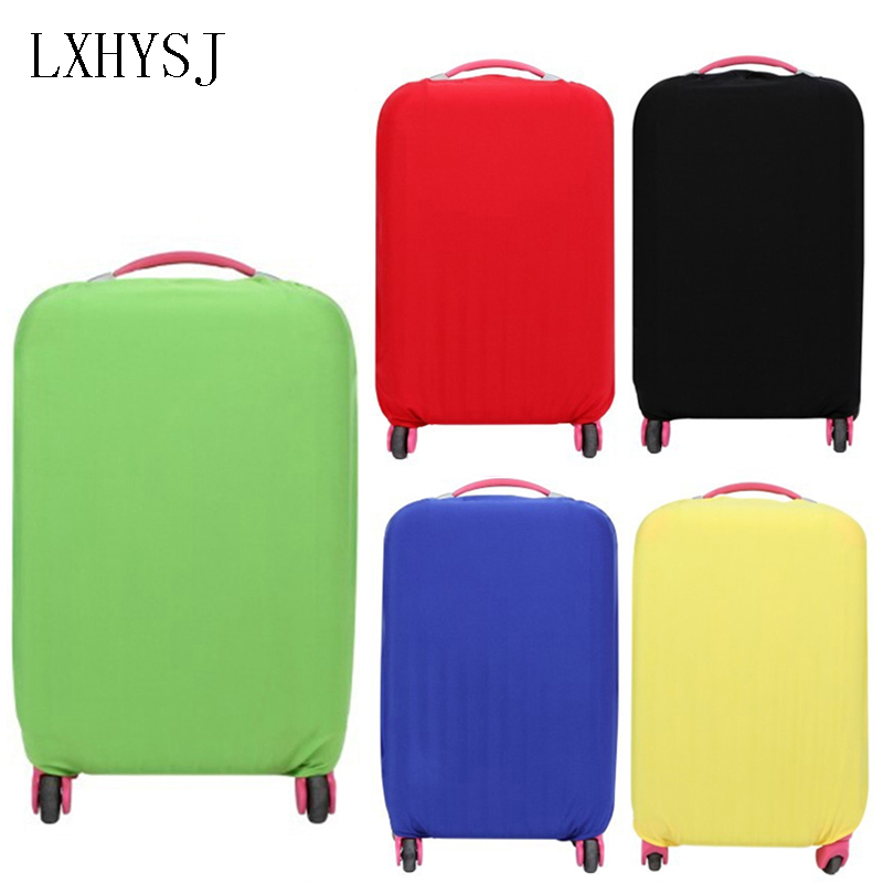 LXHYSJ Elastic Luggage Case Cover 18 to 30 inch Trolley Handbag Elastic Dust Cover Travel Accessories