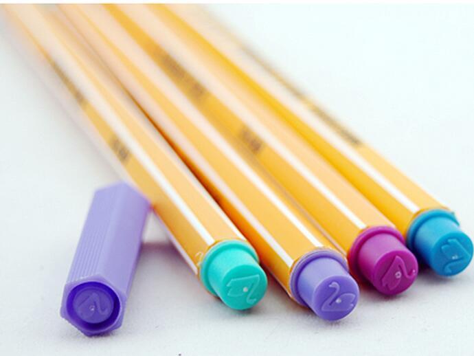STABILO swan 88 resurrect fiber pen 0.4mm fineliner pen Stabilo art sketch pen paperlaria art marker gel pen office Escolar