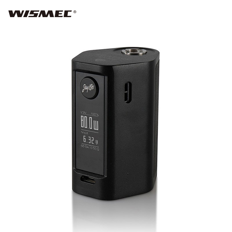 Original Wismec Reuleaux RX Mini Mod Wismec bateria cigarrillo electronico e cigarette battery Vape Box Mod