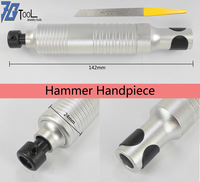 Free Shipping jewelry tools Hammer Handpieces with one graver as gift for FOREDOM high torque flex shaft machine