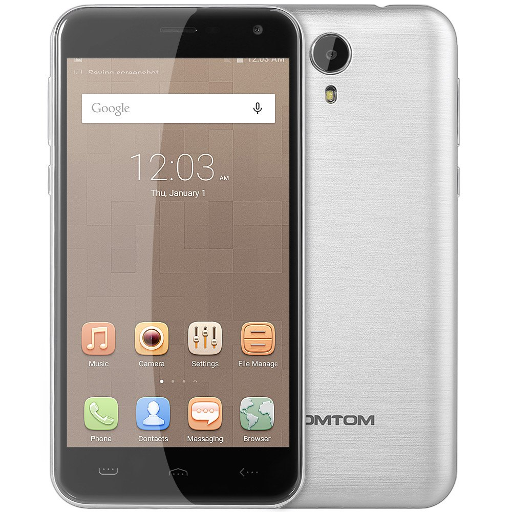 HOMTOM HT3 Pro Mobile Phone Android Original Smartphone 5.0inch 4G MTK6735 Quad Core 2GB ...