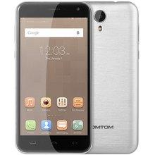 HOMTOM HT3 Pro Teléfono Móvil Androide Original del Smartphone 5.0 pulgadas 4G MTK6735 Quad Core 2 GB RAM 16 GB GPS OTA Cámaras FM Pantalla 2.5D