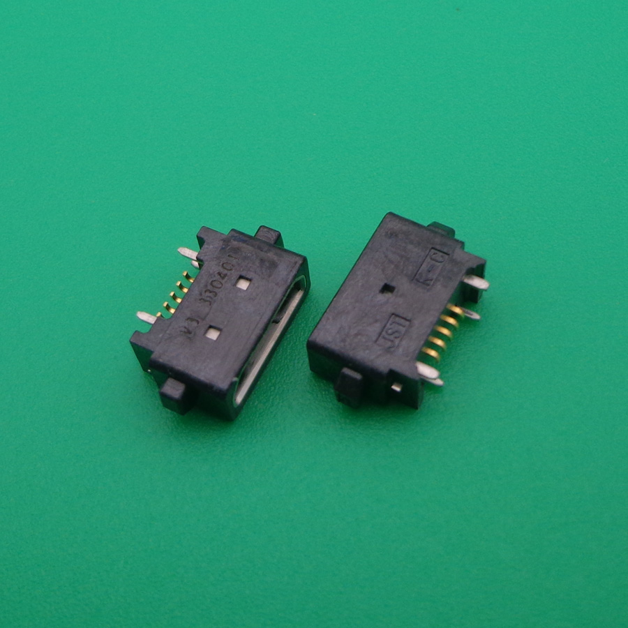 10pcs/lot Replacement for <font><b>NOKIA</b></font> <font><b>Lumia</b></font> <font><b>1020</b></font> 920 N920 N80 Micro <font><b>USB</b></font> Charging <font><b>Port</b></font> Connector Power jack charger socket dock plug image