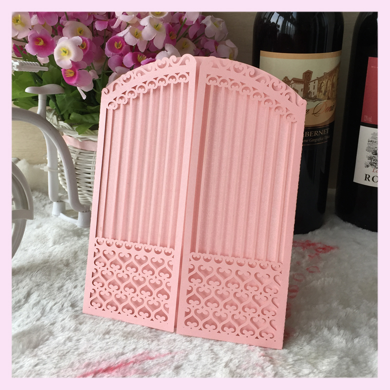 12pcs/lot Wholesale Wedding Invitation Card party/greeting card Gift ...