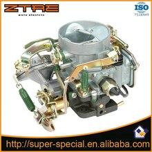 Alta qualidade Carburador Carb Para Nissan L18 Z20 1239 16010-NK2445 DC12V Auto Peças de Motor Do Motor