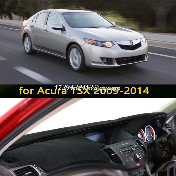 Dashmats Car Styling Accessories Dashboard Cover For Acura