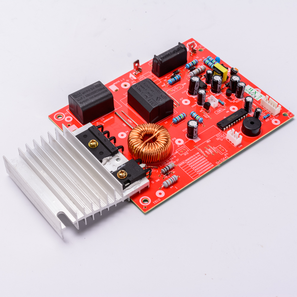 Universal Induction Furnace Special Maintenance Board Led Screen Cooker Circuit Pcb For Control Household Appliance Parts In From
