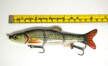 16CM PIKE BASS Fishing Hard Lure Bait Swimbait Wobbler Life-Like Redtail Color A  NEW