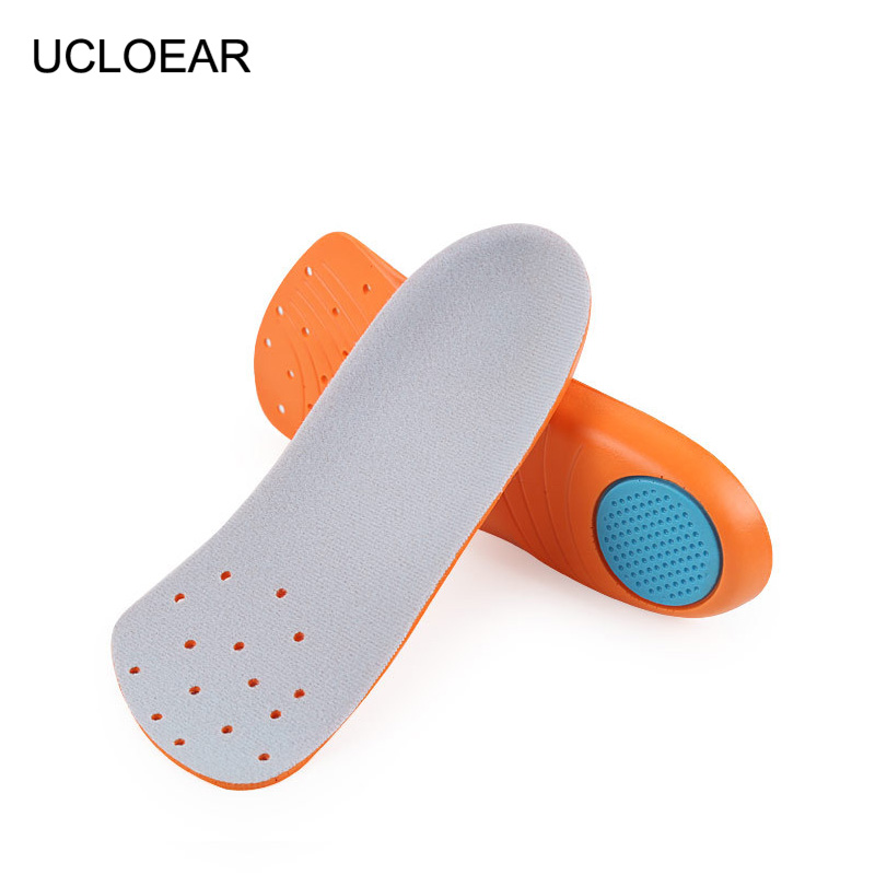UCLOEAR PU Arch Supporter Heel Cushions For Shoes Heel Protector Insoles For Shoes Comfortable Shoe Insert Cushion Heel Insert