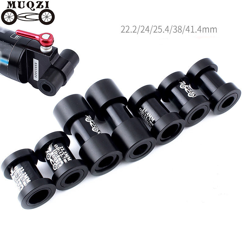 Mountain Bike Soft Tail Rear Shock Absorption Bushing Inflection Point Shock Absorbers Outer Diameter 12.7 Inner Diameter 8/10mm