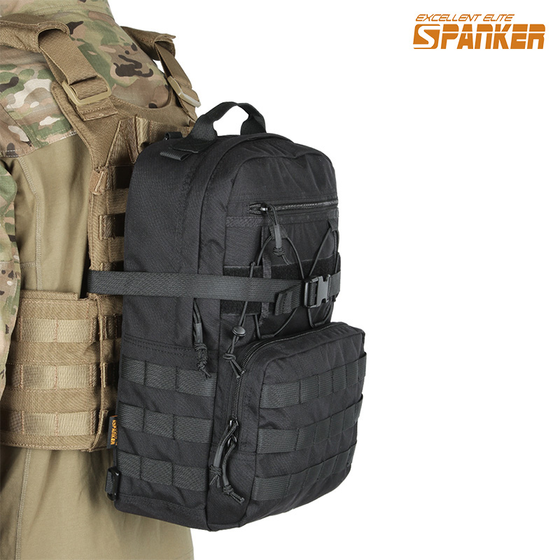 EXCELLENT ELITE SPANKER Outdoor Military Backpack Tactical Attached Molle Waterproof Army Bag For Jungle Hunting Nylon Backpack