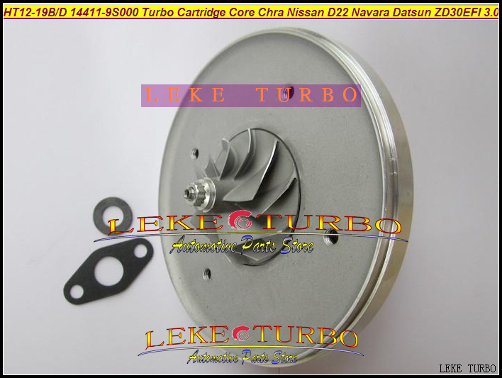 Turbo Cartridge HT12-19B HT12-19D 14411-9S000 Turbocharger CHRA For NISSAN Navara D22 3 Litre EFI Datsun Truck ZD30 ZD30EFI 3.0L turbo cartridge chra gt1752s 452204 452204 0004 9172123 55560913 9198631 4611349 for saab 9 3 9 5 9 3 9 5 b235e b205e b205l 2 0l