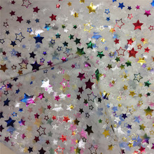 150cm Width 5yards/roll Glitter Sequins Soft Gauze Polyester Mesh Tulle Fabric DIY Sewing Tutu Wedding Birthday Party Supplies