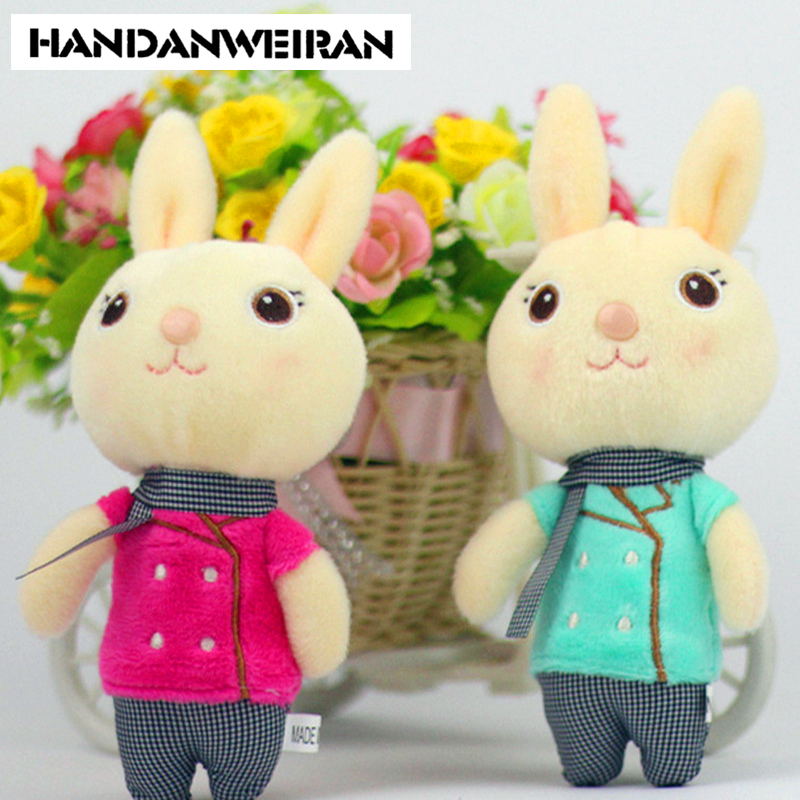 1PIECE Cartoon plush rabbit doll plush toys plush bouquet holiday gift Pendant stuffed animal 120 cm cute love rabbit plush toy pink or purple floral love rabbit soft doll gift w2226
