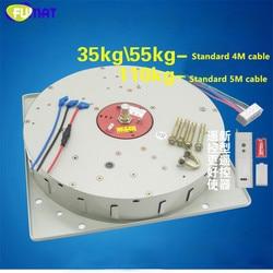 FUMAT Light Lifter 110KG 4M Remote Control Hoist Pendant Lamp Lifter Chandelier Light Rated Load 110kgs 110V-130V 220-240V