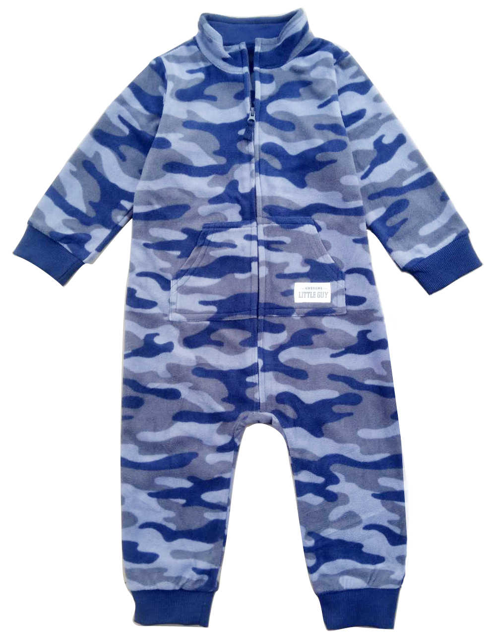 Одежда для малышей, флисовый комбинезон, одежда для мальчиков, верхняя одежда для маленьких мальчиков, камуфляжный комбинезон на молнии, Bebe, весенне-зимняя теплая одежда