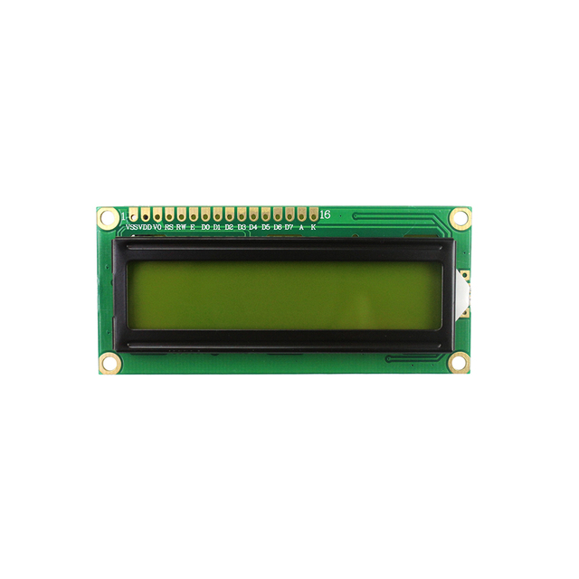 1602 LCD Module Blue/Yellow Green Screen with IIC/I2C 16x2 LCD Backlight Module LCD-1602+I2C IIC 5V for arduino DIY Kit 4
