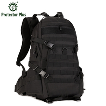 Protector Plus outdoor camping hiking backpack tactical bag Daily light men s backpack