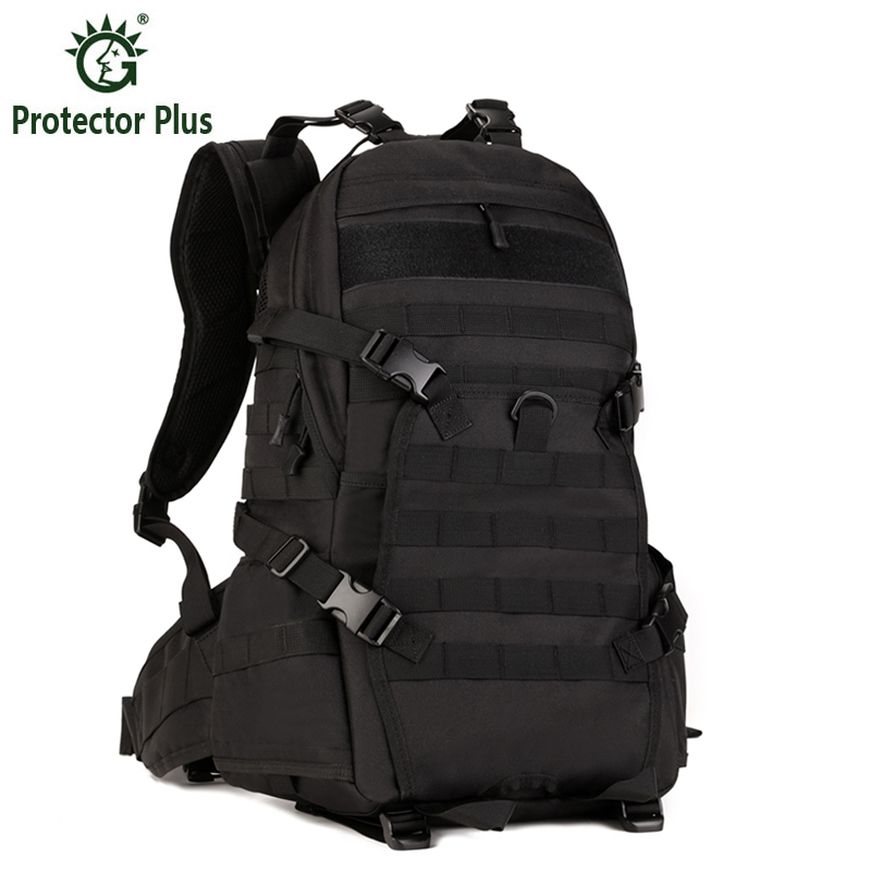 Protector Plus outdoor camping hiking font b backpack b font font b tactical b font bag