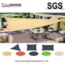 Multi Sizes Sun Shade Sail Fabric Outdoor Garden Canopy Patio Pool Awning Cover  Sunscreen 98% UV Block 3 Shape New sunshade canopy sun shade sail uv block sun shade sail for patio outdoor garden patio top cover