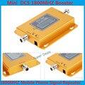Banda 3 FDD LTE 4G booster DCS repetidor ganancia 55dbi amplificador de señal 4G repetidor amplificador de señal DCS 1800 Mhz FDD 1800 Mhz repetidor