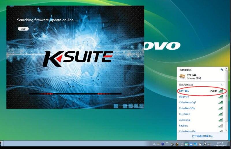 Online V2 47 EU KESS V5 017 KESS V2 5 017 No Token 4 Led