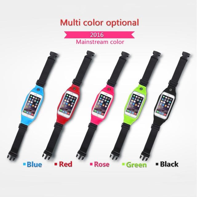 Pokrowiec na telefon dla aktywnych różne kolory iPhone 6S Plus Samsung Galaxy J5 S6 S5 A3 A5