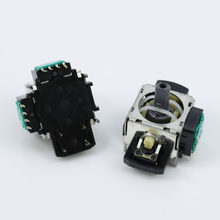 YuXi TwinShock 3D Analog Joystick with 4 pins for PS3 Controller Potentiometer Switch(China)