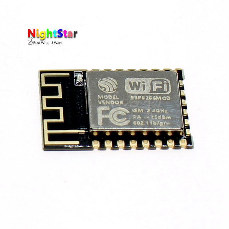 5PCS Esp-12F ESP8266 Remote Serial Port WIFI Transceiver Wireless Module AP+STA