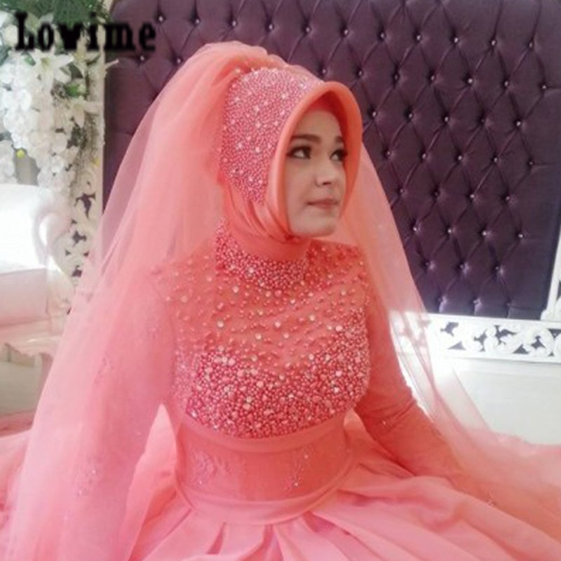 Online Get Cheap Pearl Pink Wedding Dress -Aliexpress.com ...