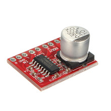 USB DC 3V-5.5V PAM8406 Digital Audio Amplifier Board Dual Channel 5W*2 New Arrival